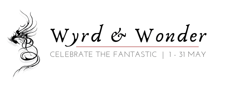 Wyrd And Wonder banner created by Imyril. Image Credit: Dragon – by kasana86 from 123RF.com.