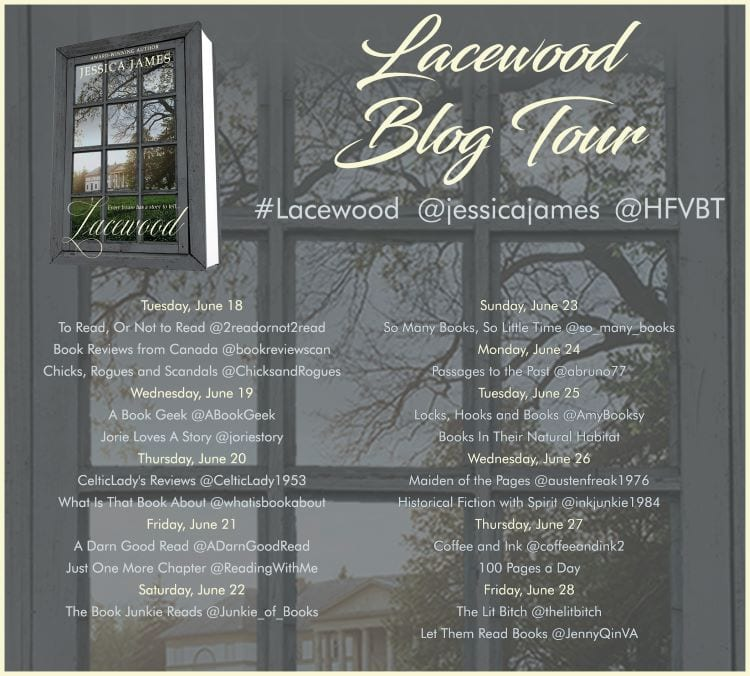 Lacewood blog tour via HFVBTs