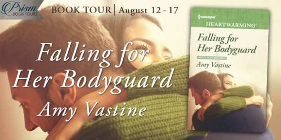 Falling for her Bodyguard blog tour via Prism Book Tours