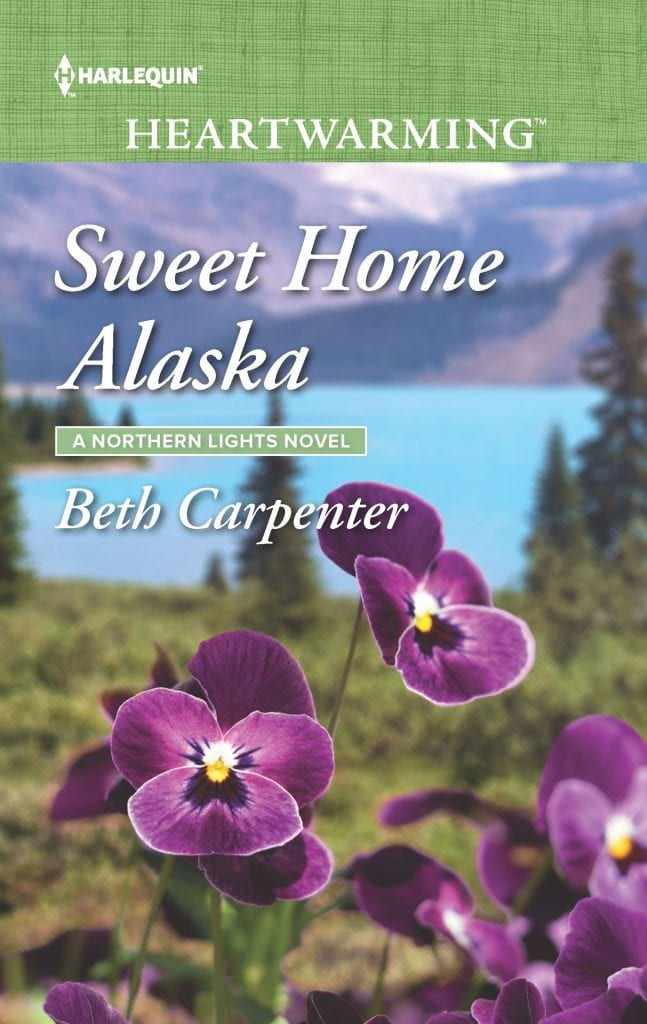 "#HarlequinHeartwarming Blog Book Tour | ""Sweet Home Alaska"" (Book No.5 of the Northern Lights series) by Beth Carpenter"