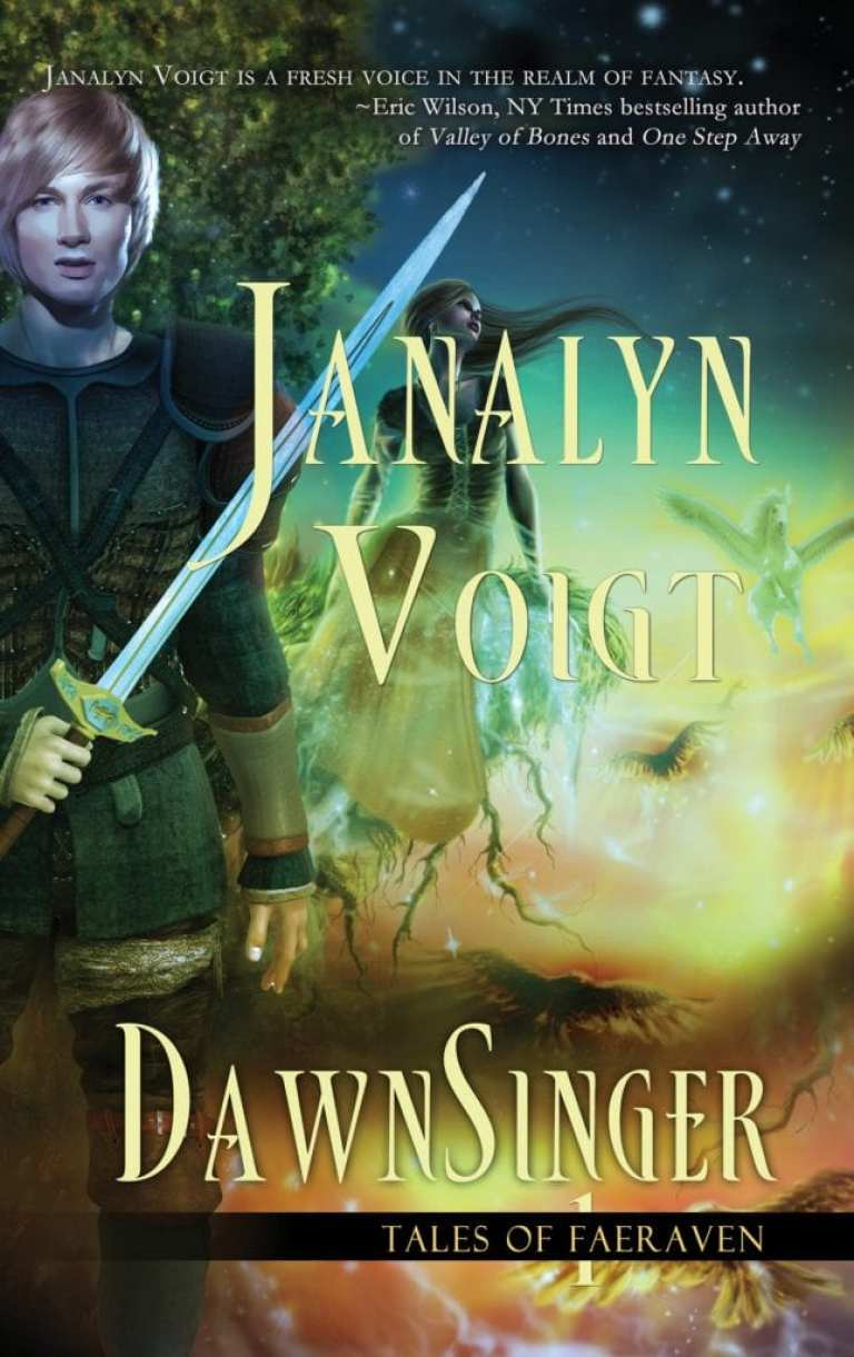 Blog Tour Spotlight | Diving into the Tales of Faeraven by Janalyn Voigt