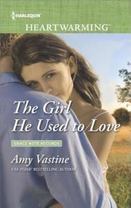 The Girl He Used to Love by Amy Vastine