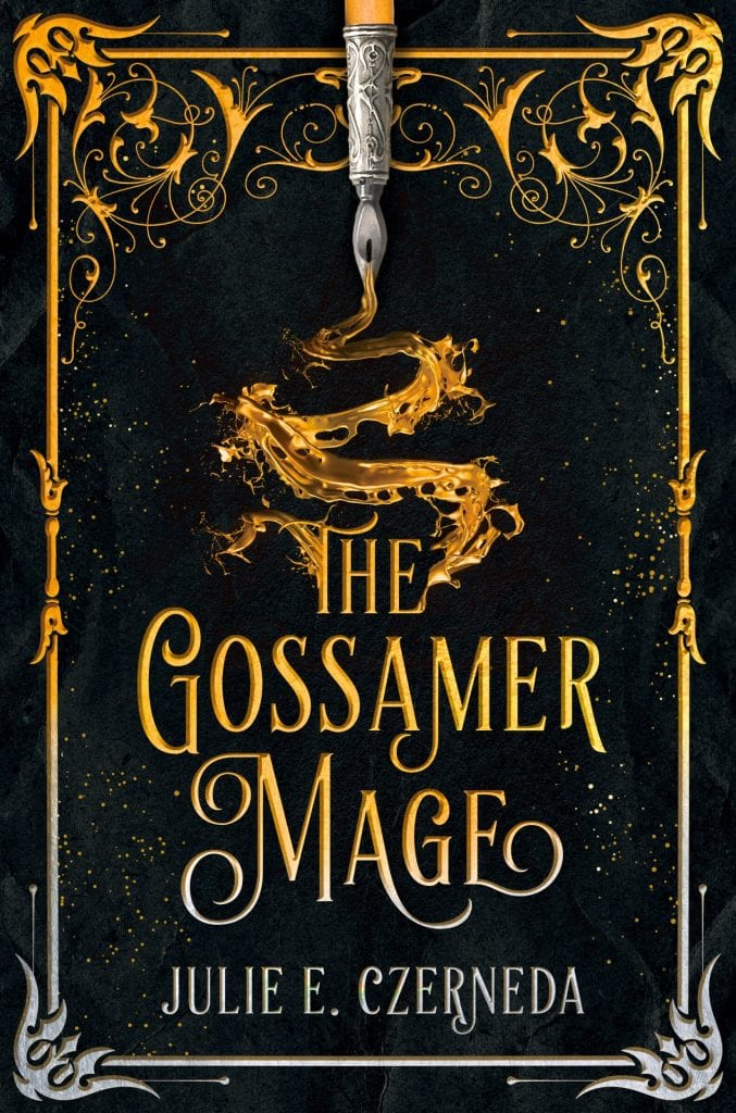"#PubDay Book Spotlight | ""The Gossamer Mage"" by Julie E. Czerneda"