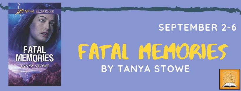 Fatal Memories blog tour via Singing Librarian Books