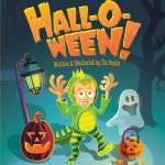 "Blog Book Tour befitting #SpooktasticReads | ""Hall-o-ween"" (Children's Picture Book) written and illustrated by Tia Perkin"
