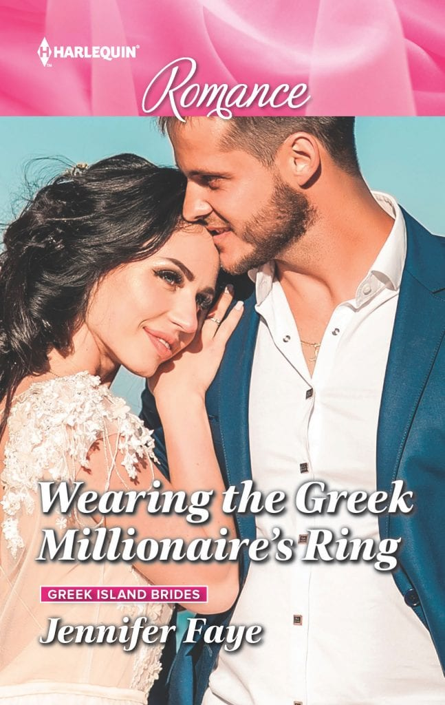 "#Harlequin Romance | Book Review | ""Wearing the Greek Millionaire's Ring"" (Greek Island Brides, Book Three) by Jennifer Faye"