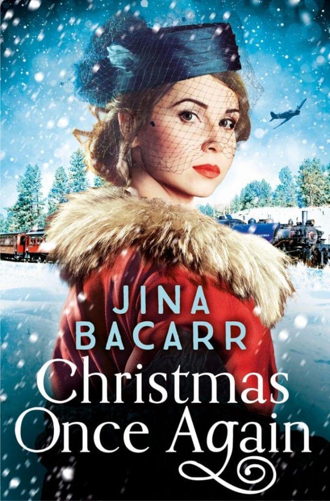 Christmas Once Again by Jina Bacarr