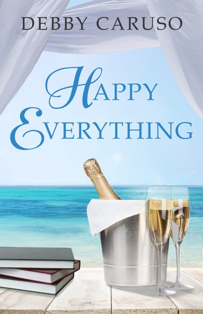 "A #SatBookChat Book Review | ""Happy Everything"" (Merry Hanukkah series, Book Two) by Debby Caruso"