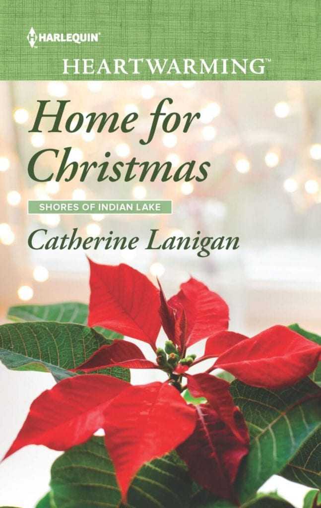 "An early #blogmas Book Review | ""Home for Christmas"" (Book No.12 of the Shores of Indian Lake series) by Catherine Lanigan One of the #HarlequinHeartwarming series I love reading!"
