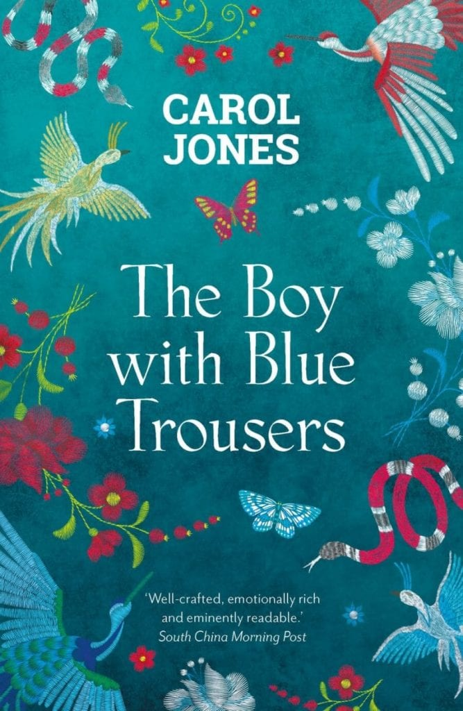 "Blog Book Tour | A double-showcase featuring ""The Boy with Blue Trousers"" by Carol Jones with a book review & author Q&A!"