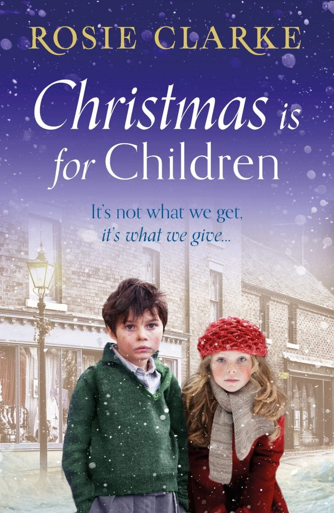 "A #blogmas blog book tour | ""Christmas is for Children"" by Rosie Clarke – a review with an extract!"