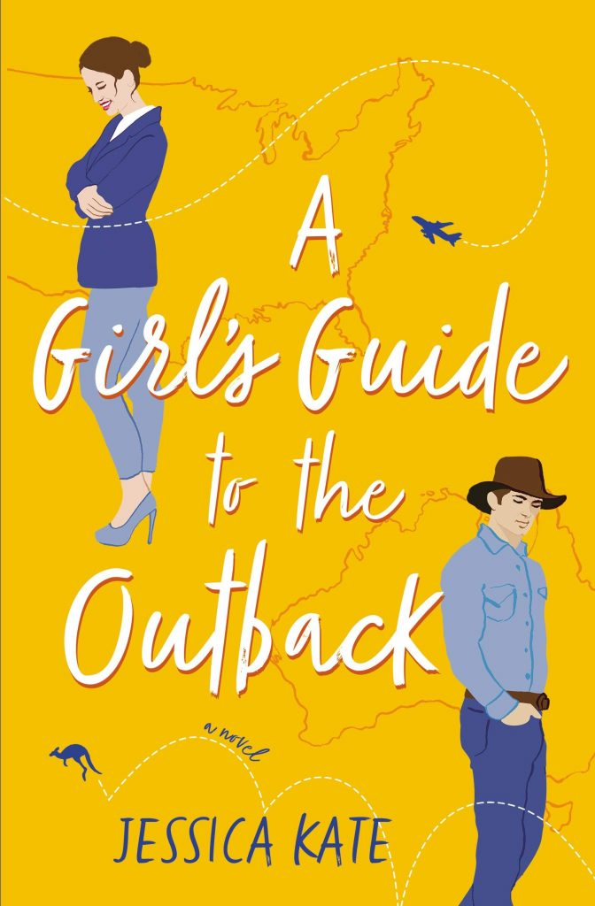 "Blog Book Tour | ""A Girl's Guide to the Outback"" by Jessica Kate"