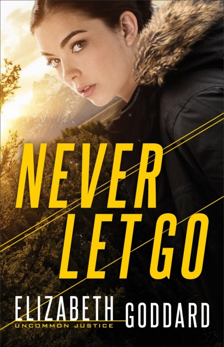 Never Let Go by Elizabeth Goddard