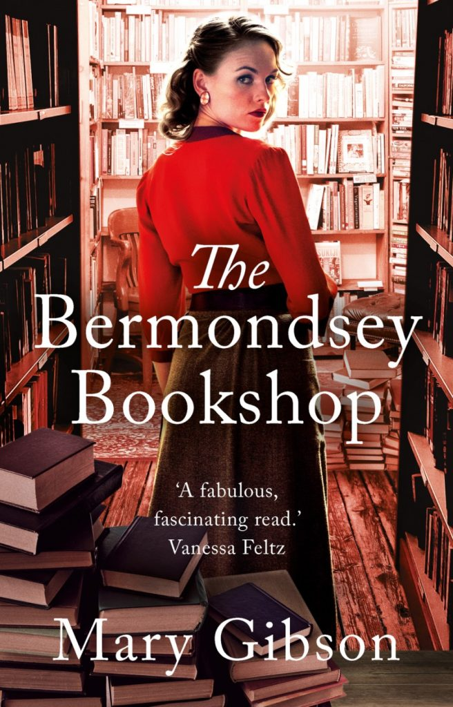 "Author Interview | in conversation with Mary Gibson about ""The Bermondsey Bookshop""!"
