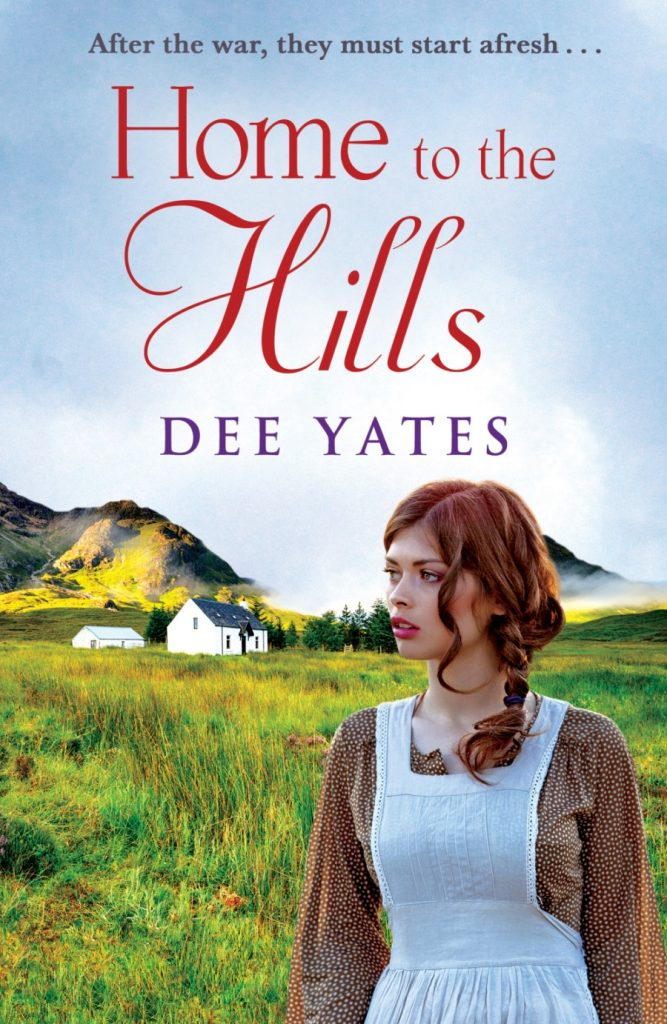 "Book Spotlight | Featuring notes by Jorie and an extract from ""Home to the Hills"" by Dee Yates"