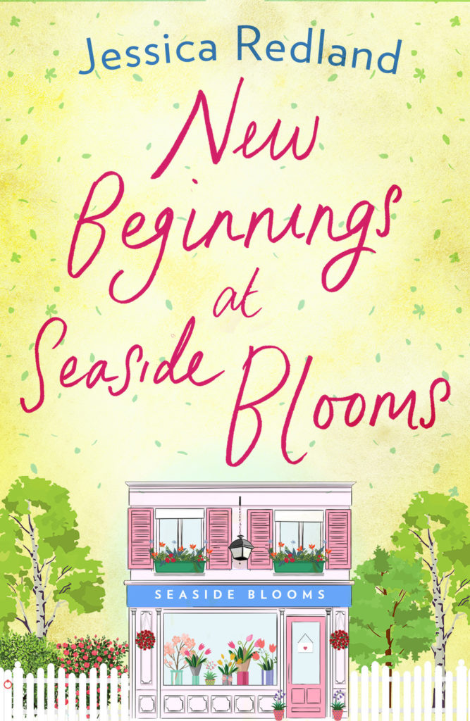 New Beginnings at Seaside Blooms by Jessica Redland