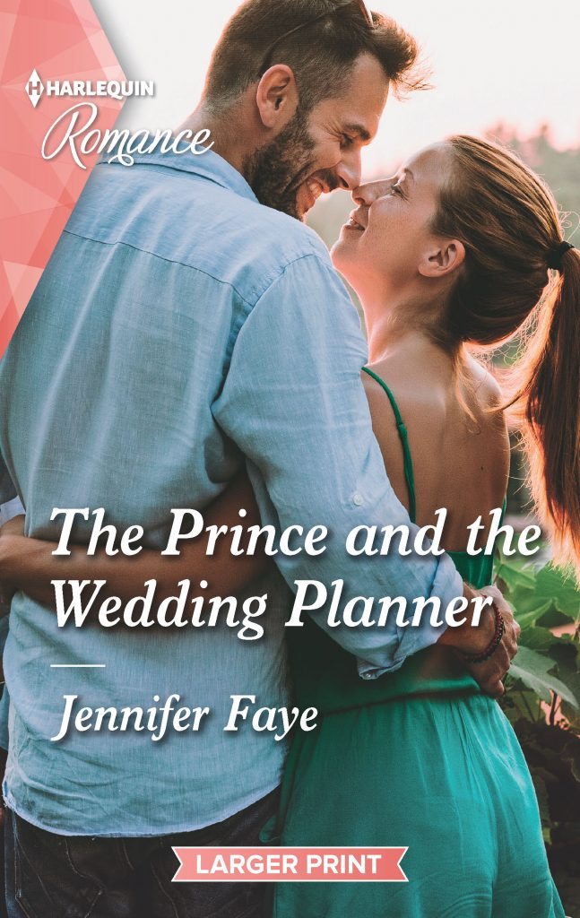 "Harlequin Romance Blog Book Tour | feat. a #PubDay Book Review for ""The Prince and the Wedding Planner"" by Jennifer Faye"