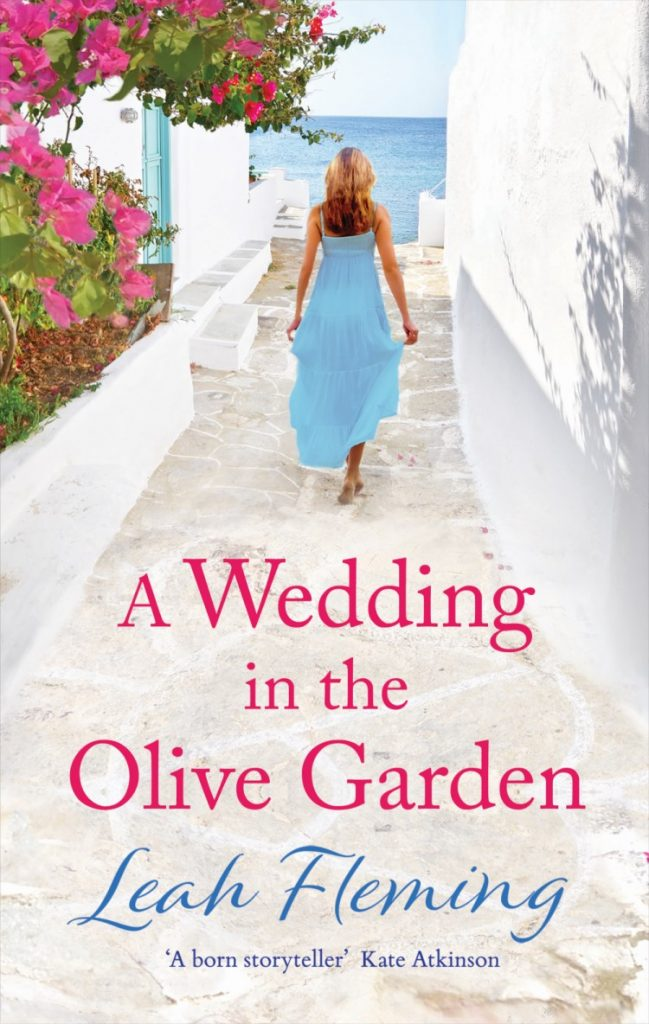 "Author Interview | in conversation with Leah Fleming about ""A Wedding in the Olive Garden""!"