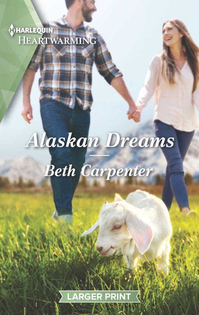 "A #HarlequinHeartwarming Book Spotlight | ""Alaskan Dreams"" (Northern Lights: Book Six) by Beth Carpenter"