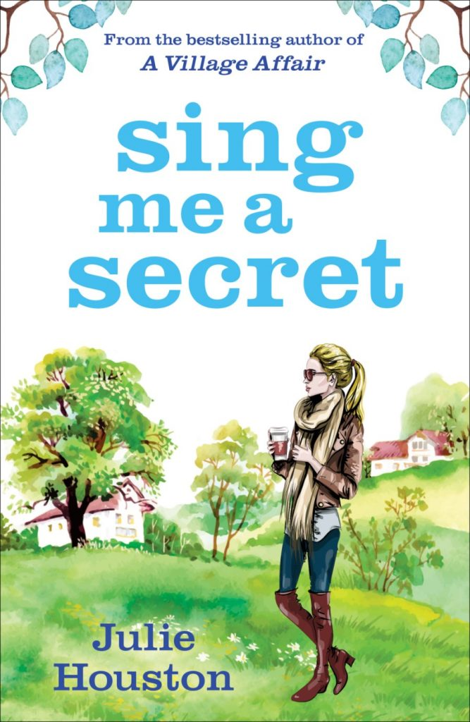 "Author Interview | in conversation with Julie Houston about ""Sing Me A Secret""!"