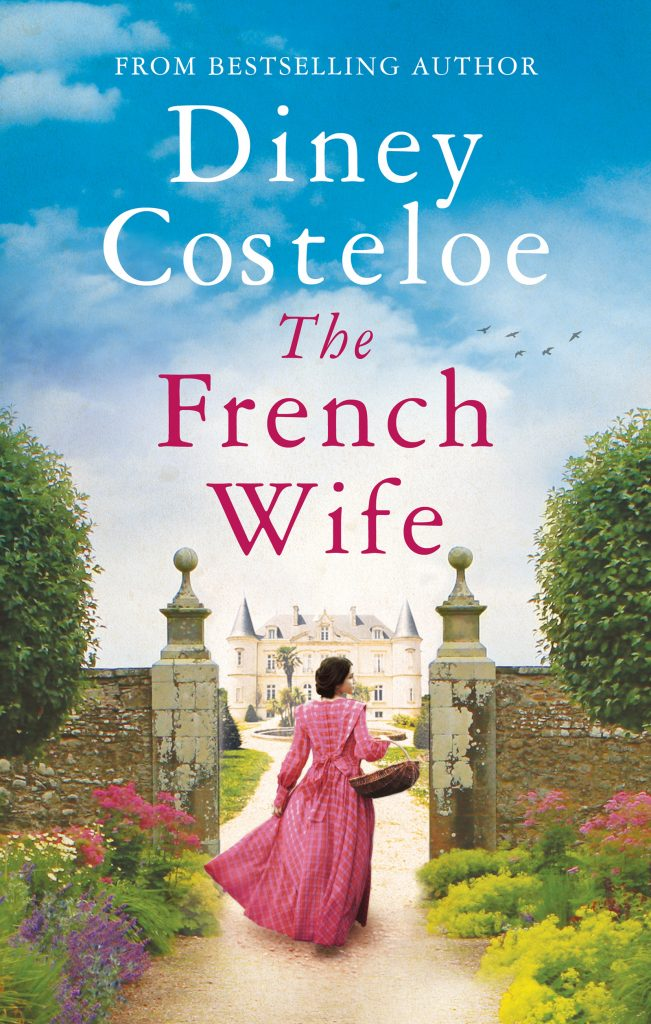 "Book Spotlight | Featuring notes by Jorie and an extract from ""The French Wife"" by Diney Costeloe"