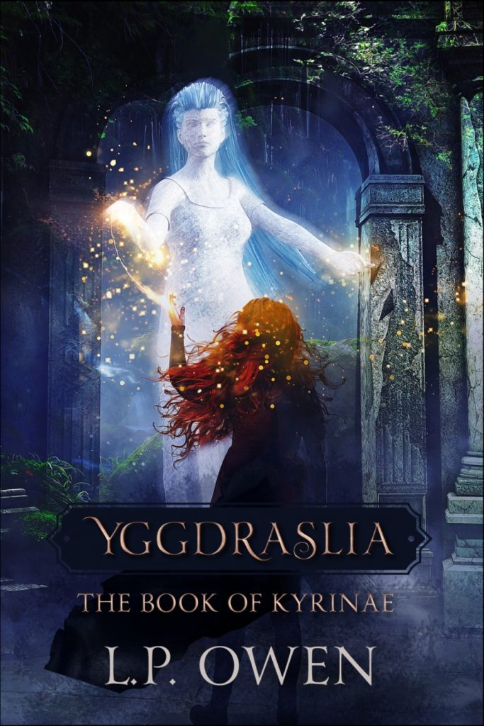 "A #WyrdAndWonder Author Interview | in conversation with L.P. Owen discussing the world behind ""Yggdraslia"""