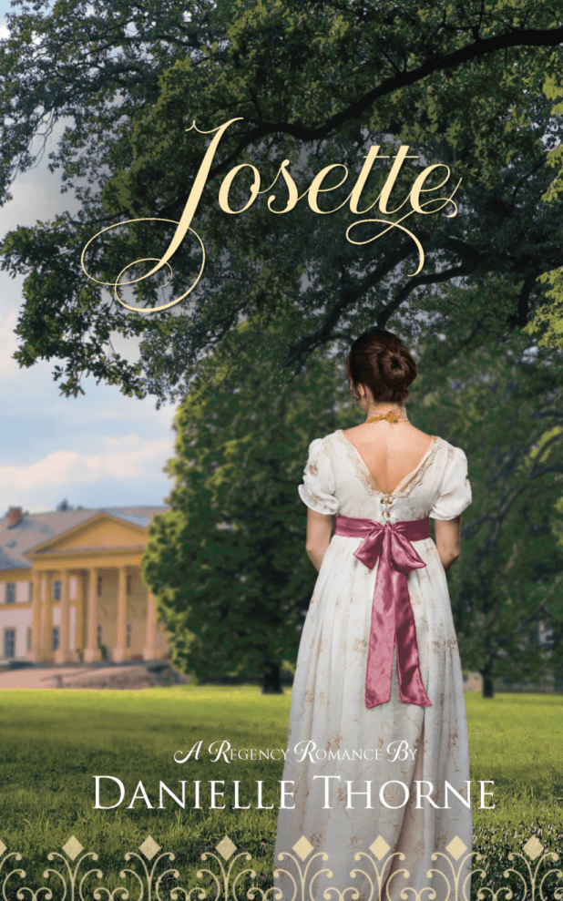 "#SaturdaysAreBookish Book Review | Celebrating my first read during #AustenInAugust with an 'inspired by' Jane Austen Regency Romance: ""Josette"" by Danielle Thorne!"