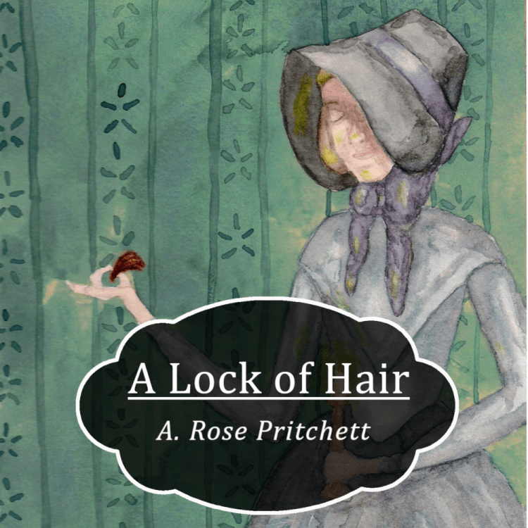 "An Audiobook Review during #RIPXV  | ""A Lock of Hair"" by A. Rose Pritchett, narrated by Melanie Huesz"