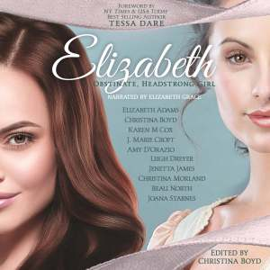 Elizabeth Obstinate Headstrong Girl audiobook cover by the Quill Collective