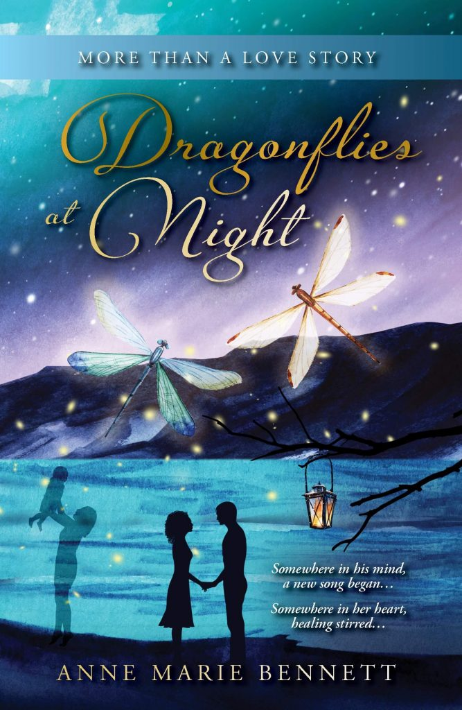 "Book Spotlight and Extract | Featuring Notes by Jorie on behalf of ""Dragonflies at Night"" by Anne Marie Bennett"