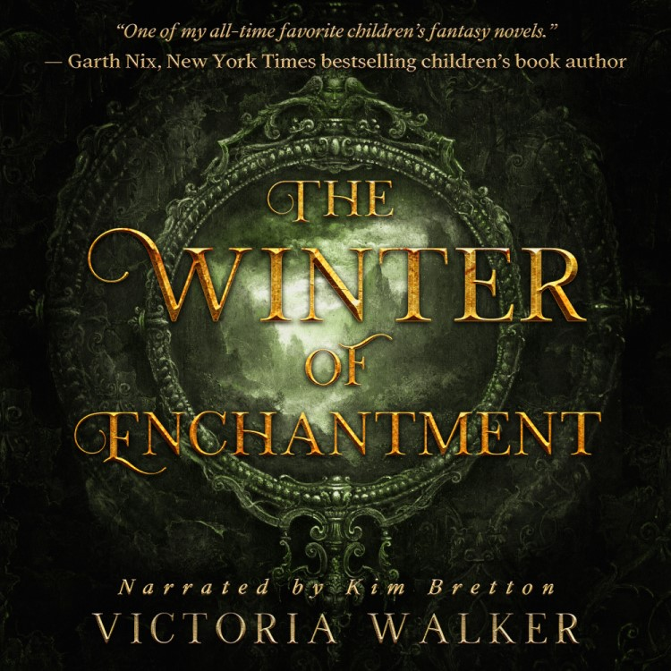 "#EnterTheFantastic an Audiobook Review during #RIPXV  | ""The Winter Enchantment"" by Victoria Walker (Clayton), narrated by Kim Bretton"