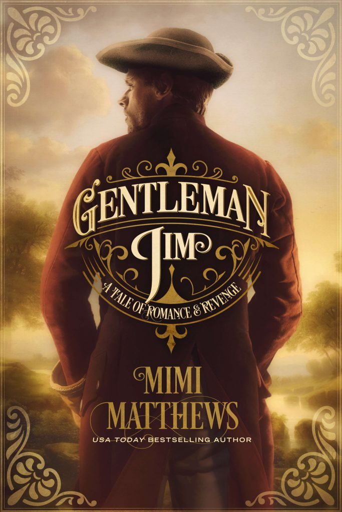 "A #HistFic Book Spotlight with Notes | feat. ""Gentleman Jim"" by Mimi Matthews – the third story by this author Jorie wants to be #amreading!"