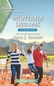 Montana Dreams by Anna J. Stewart