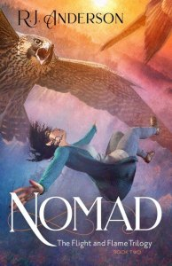 Nomad by R.J. Anderson