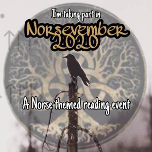 #Norsevember badge provided by Alex @Blogspells and is used with permission.