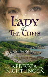 The Lady of the Cliffs by Rebecca Kightlinger