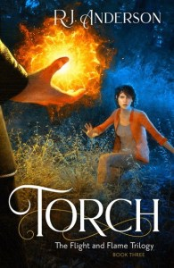 Torch by R.J. Anderson