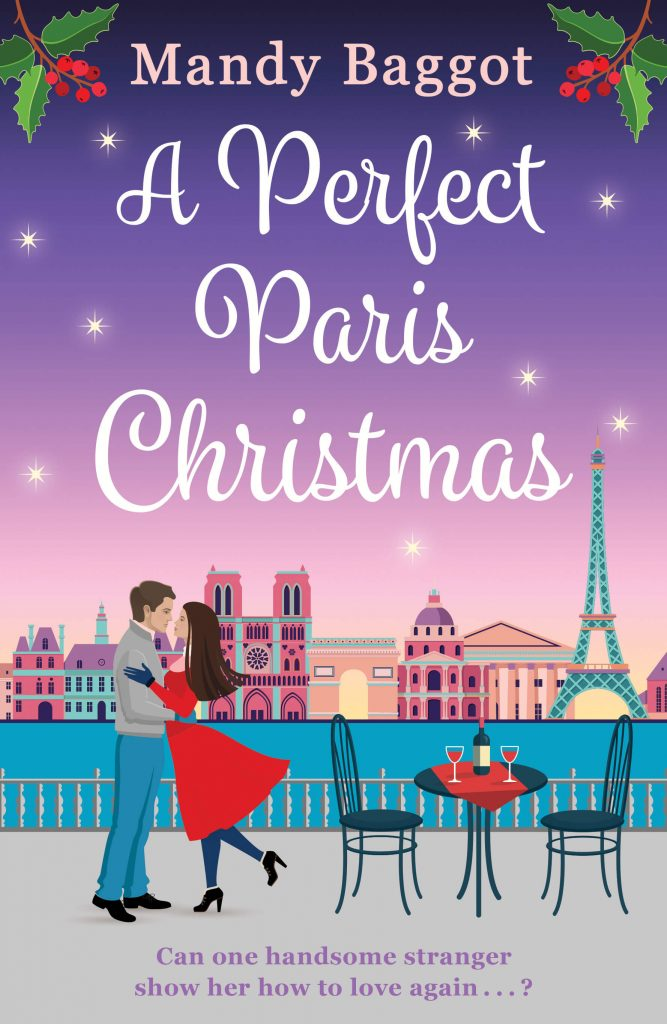 "Happy #blogmas! | Conversing with Mandy Baggot about Christmas and her new release ""A Perfect Paris Christmas""!"