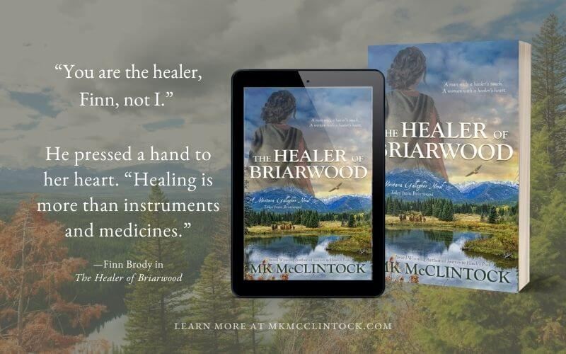 The Healer of Briarwood teaser provided by HFVBTs and is used with permission.
