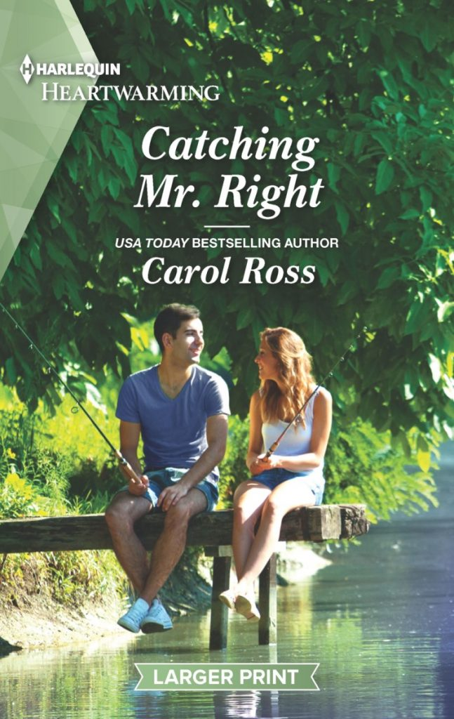 "Happy 8th Blogoversary, Jorie Loves A Story! (#JLASblog turns 8!) | Celebrating with a #HarlequinHeartwarming Book Review | ""Catching Mr Right"" (Seasons of Alaska, Book Seven) by Carol Ross"