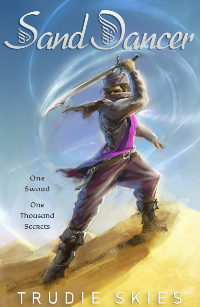 "An Indie Fantasy Book Spotlight and Extract | ""Sand Dancer"" (Book One: Sand Dancer series) by Trudie Skies"