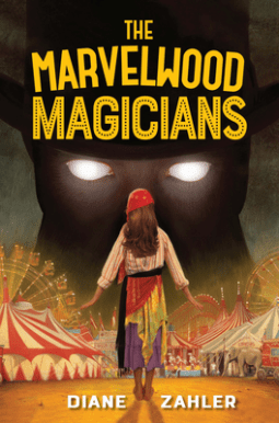 "A #WyrdAndWonder Audiobook Review | ""The Marvelwood Magicians"" by Diane Zahler, narrated by Sarah Zimmerman; courtesy of #NetGalley"