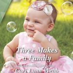 Three Makes A Family by Cari Lynn Webb