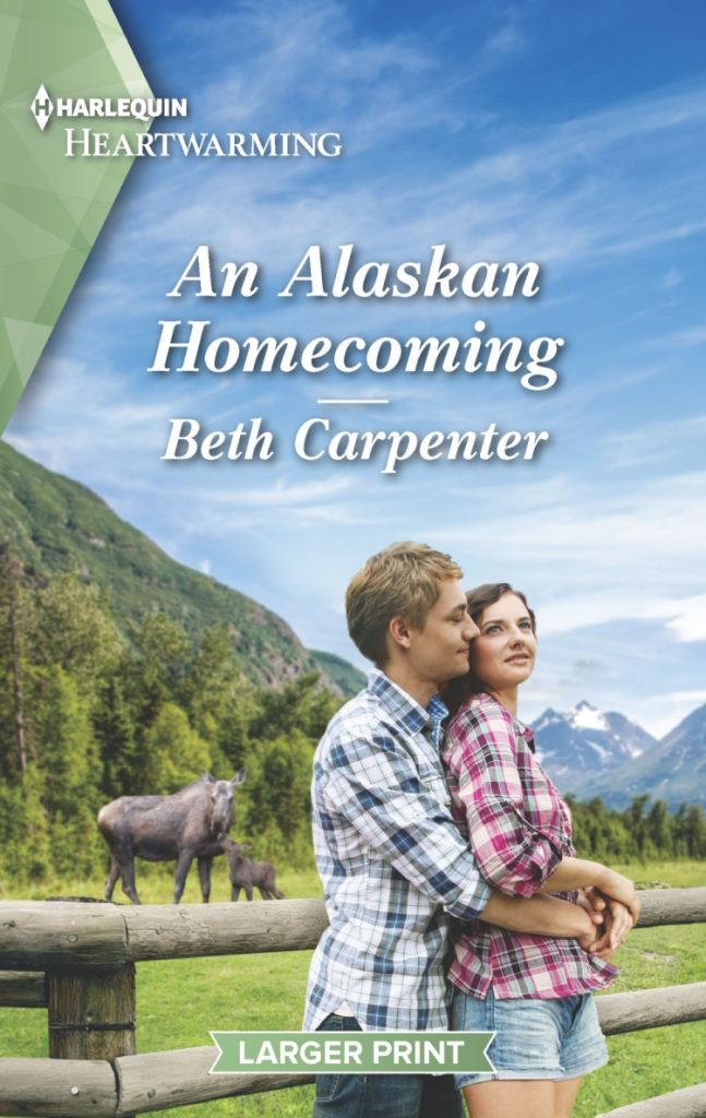 "A #RomanceTuesdays #25PagePreview feat. #HarlequinHeartwarming | ""An Alaskan Homecoming (Northern Lights: Book Eight) by Beth Carpenter"
