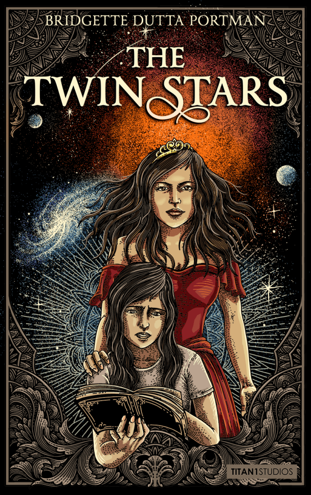"#EnterTheFantastic with #MyYASummer epic first read | ""The Twin Stars"" (Book One: The Coseema Saga) by Bridgette D. Portman"