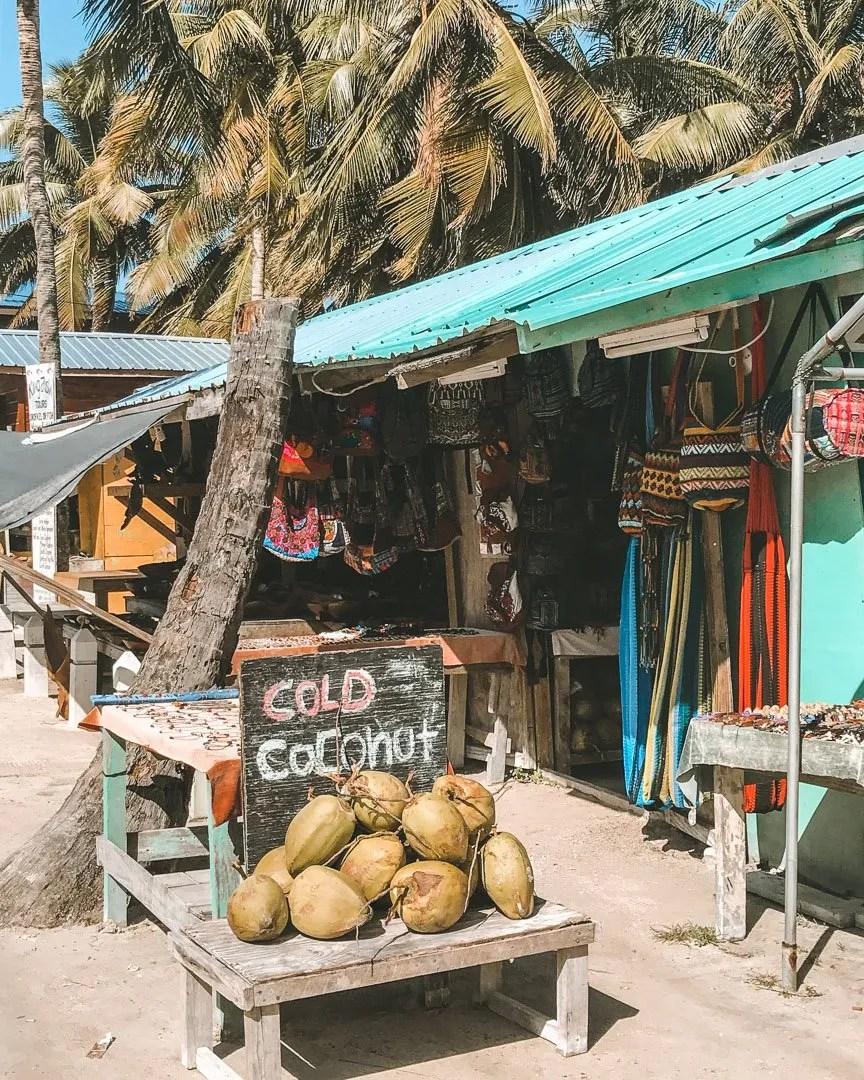 Caye Caulker, Belize, Cayo Caulker
