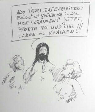 Jesus und so... Party