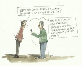 Frauenanteil AfD