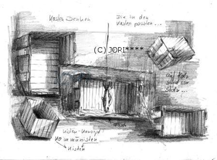 Konzeption 2 (Bleistift)