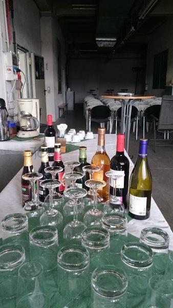 Gastronomisches zu den Veranstaltungen